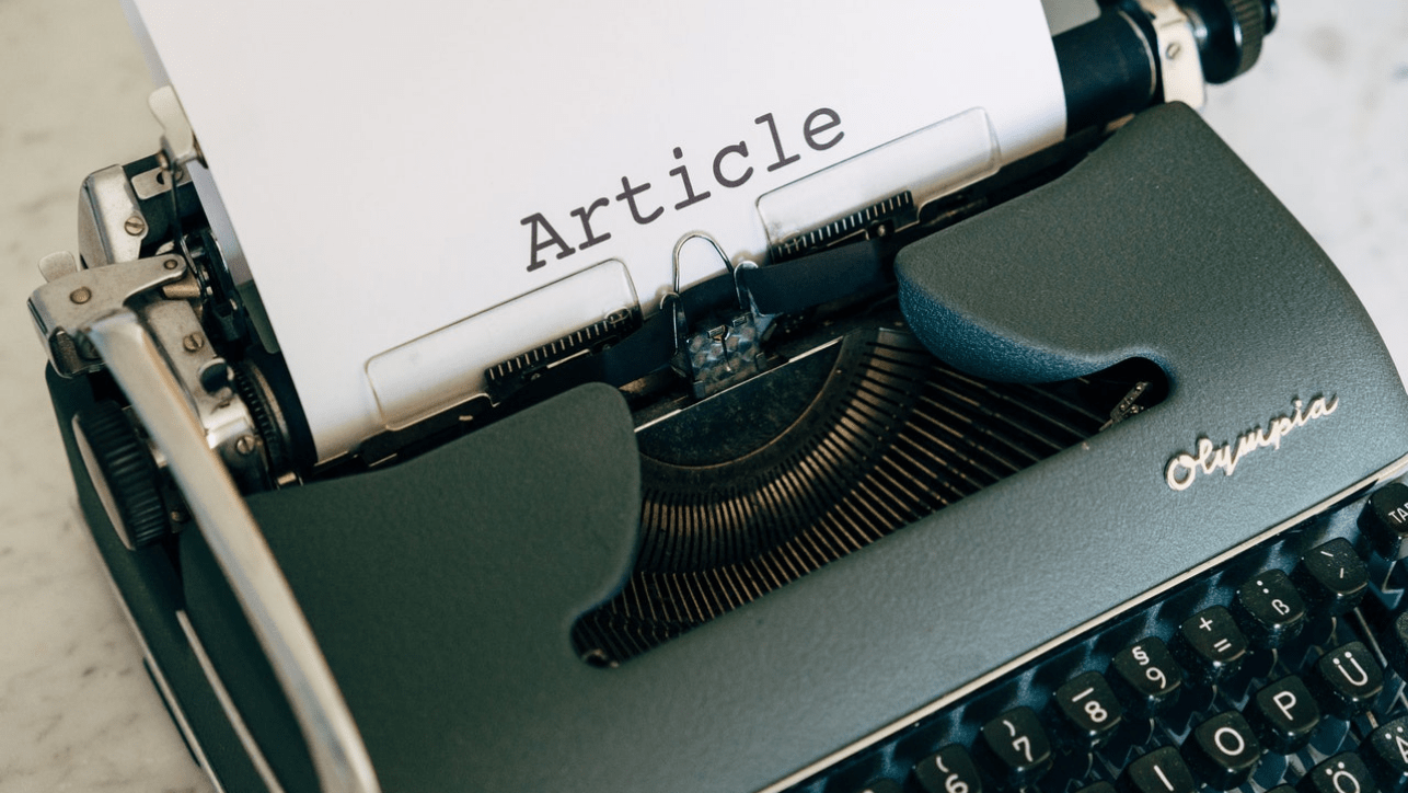 4 Tips To Write Good Articles For Your Blog